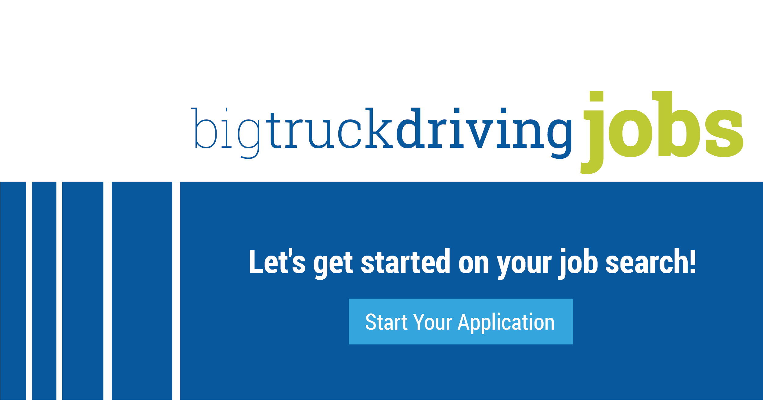 Apply For Local Truck Driving Jobs By Clicking Here